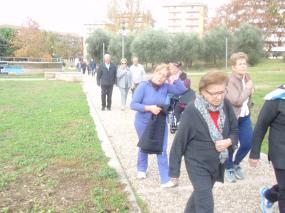 Proseguono le passeggiate dei Gruppi di cammino