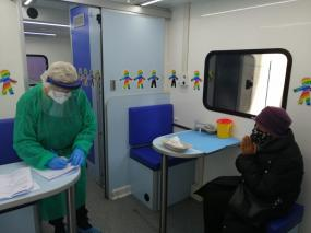 Al via i test sierologici per gli assistiti di Nontiscordardime' Senior